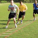 Adding Agility Drills to Improve Baseball Footwork